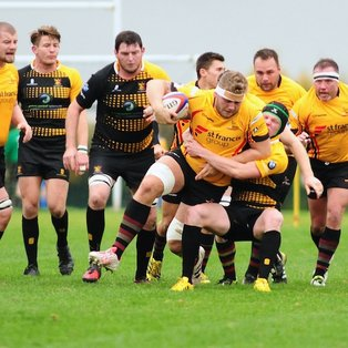 Longton too strong for battling Bees
