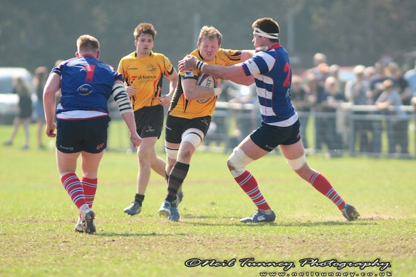 Bees looking for further Sevens success by the Severn
