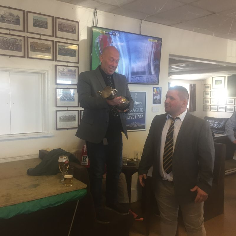 Combe Down regain the Gilbert Thomas Cup