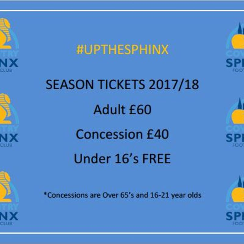 Season Ticket prices slashed