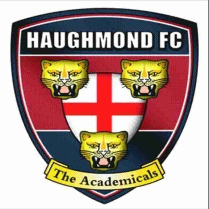 Match report - Haughmond 1 - 1 Coventry Sphinx