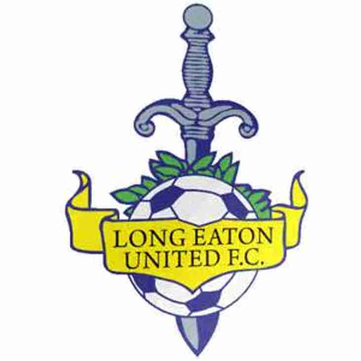 Match report - Long Eaton United 1-1 Coventry Sphinx 16.12.17