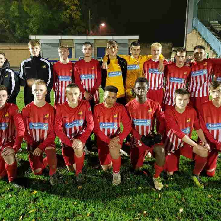 Coventry Sphinx Under 18's victorious at Sphinx Drive