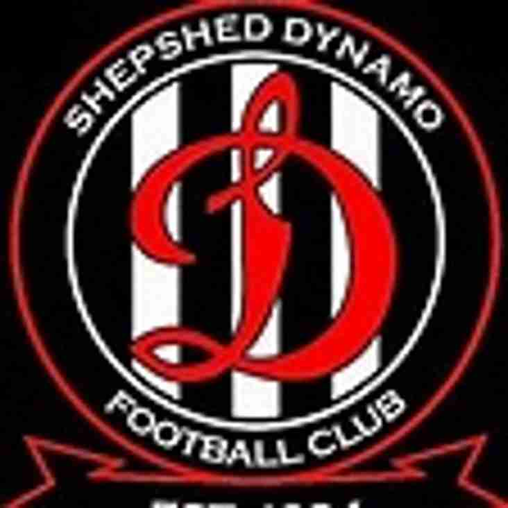 Preview - Shepshed Dynamo v Coventry Sphinx 20.03.2018