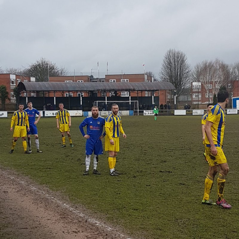 Lye Town 1-5 Coventry Sphinx