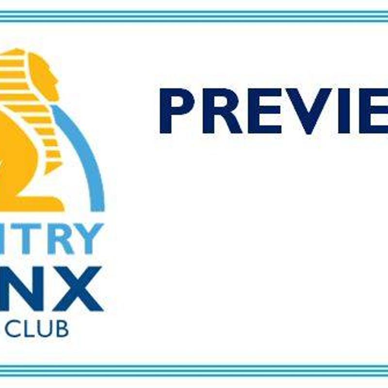 Next at Sphinx Drive - COVENTRY SPHINX v LEICESTER ROAD