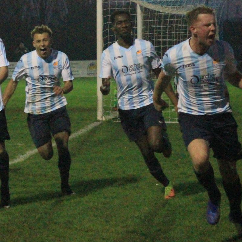 Match Report: Controversy and high drama ends a thriller