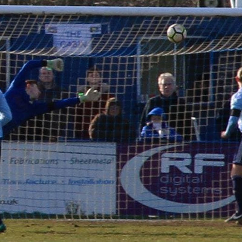 Goalkeeper added to squad - Jake Allingan returns