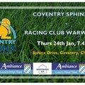Under 18s host Racing Club Warwick