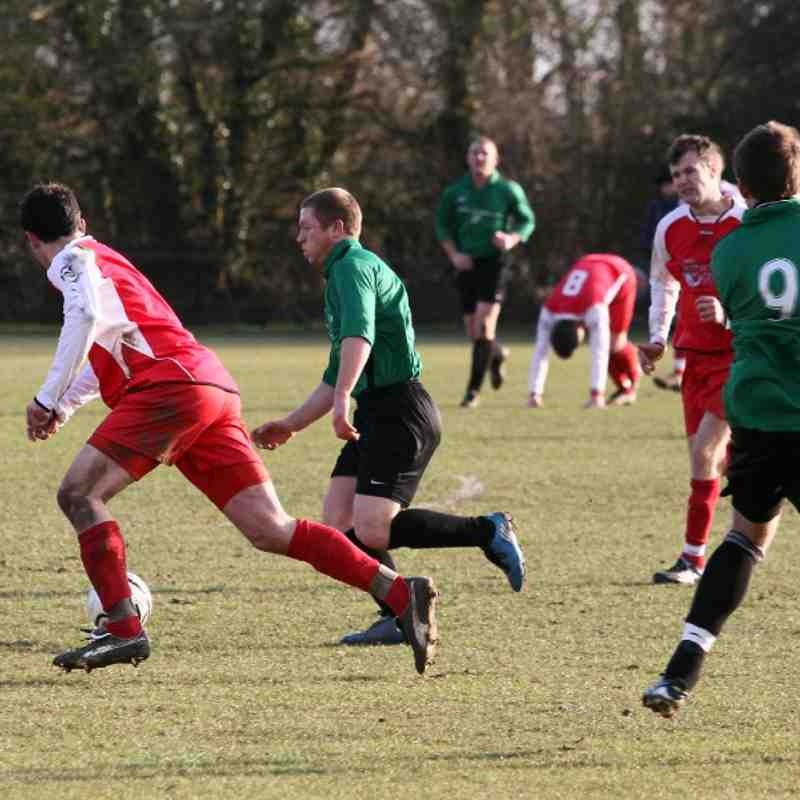 Reepham Town 0 Blofield United 0 (1-3 on penalties)
