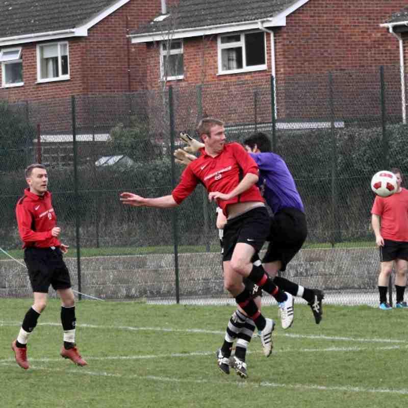 Blofield United 1 Acle United 1