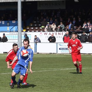 Lowestoft Town 3 Carshalton Athletic 2