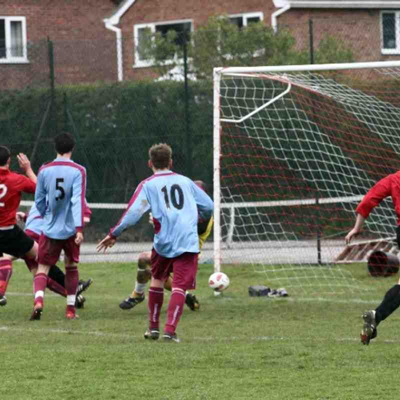 Hempnall 2nd half