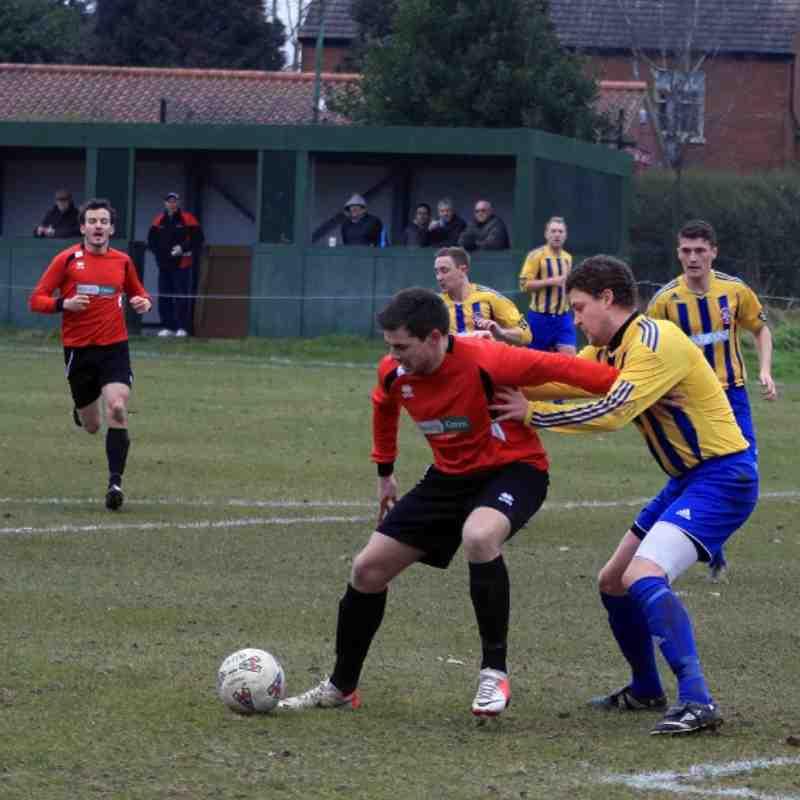 Blofield United 8 Wymondham Town 1