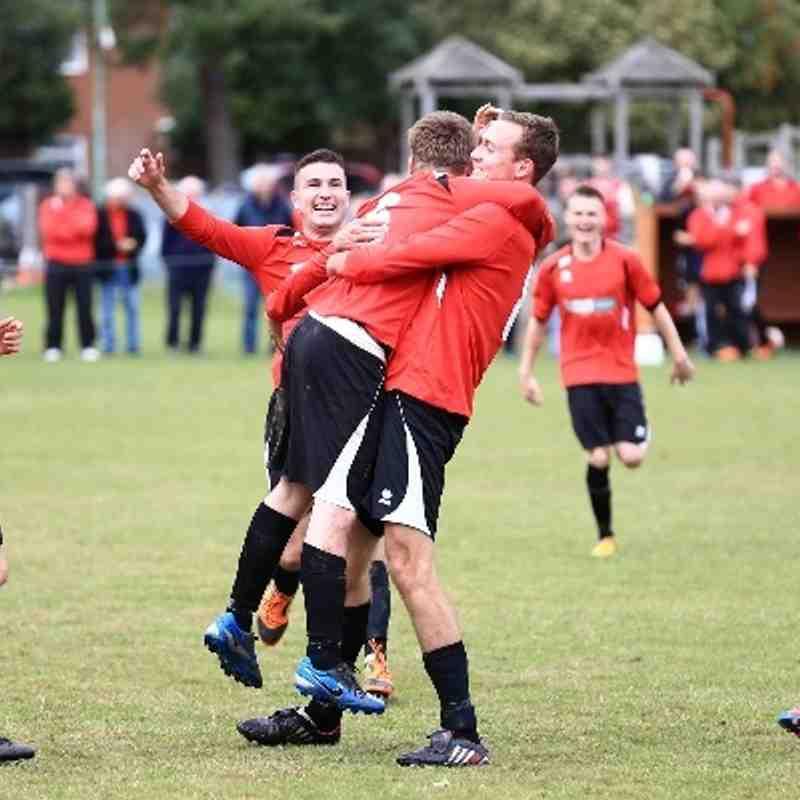 Blofield United 3 Spixworth 2