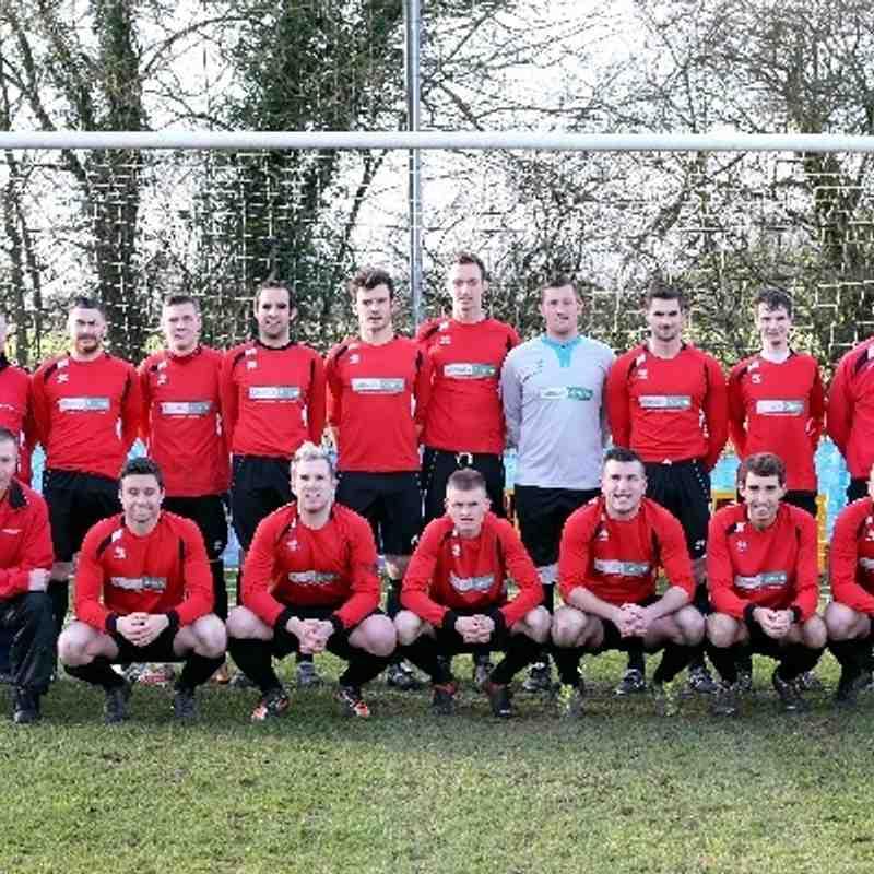Mattishall 1 Blofield United 2