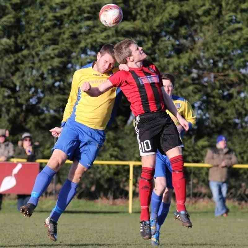 Norwich United 1 Brightlingsea Regent 3