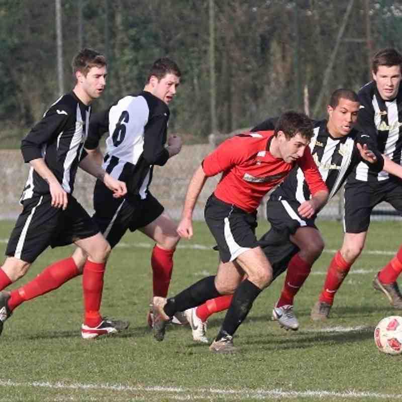 Blofield United 0 Acle United 4