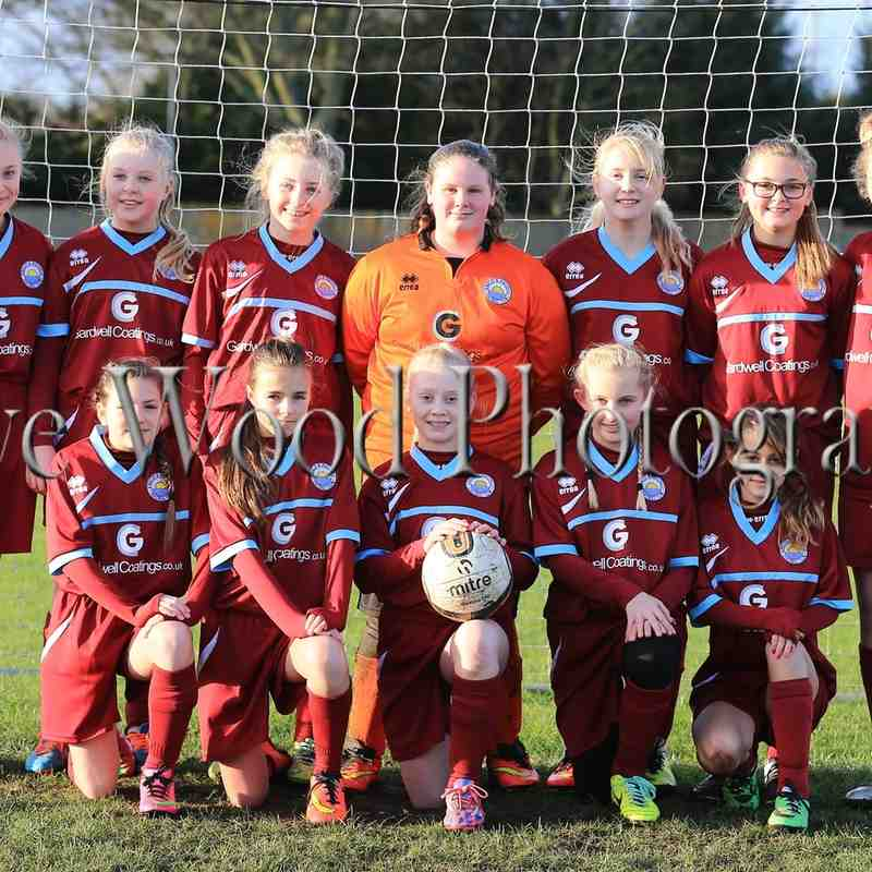 KP  U13 Girls Diamonds
