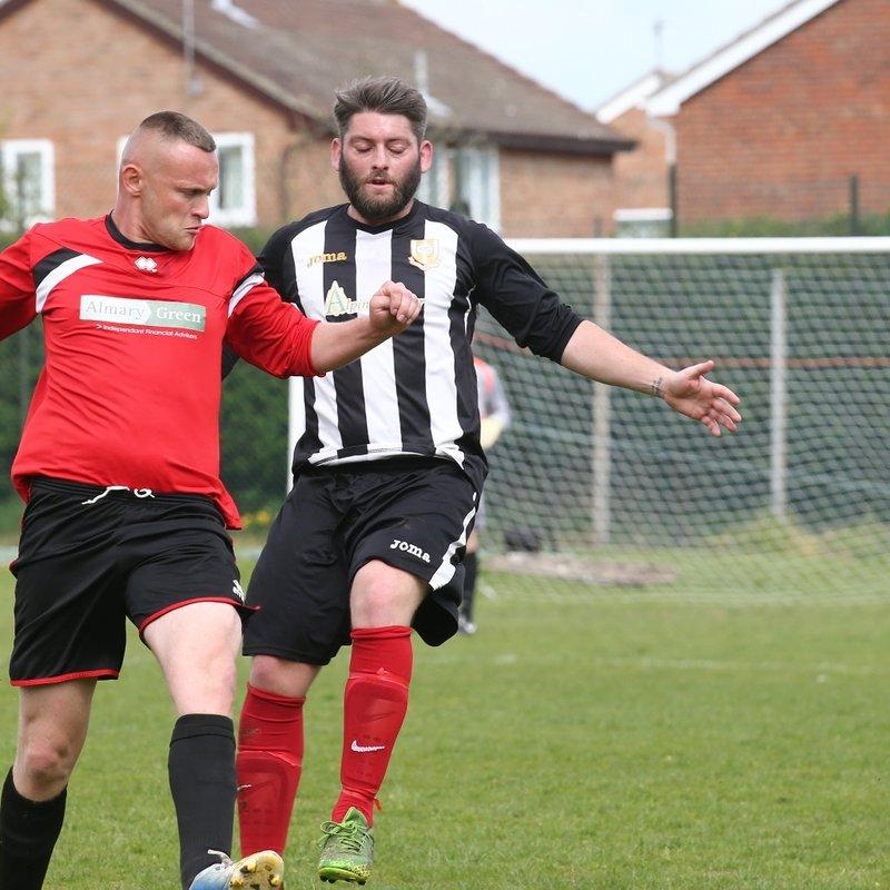Blofield Win Local Derby
