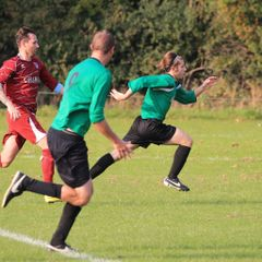Spixworth v Blofield United