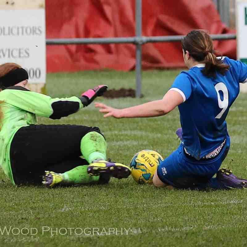 KPFC Ladies 2   North Walsham Angels Ladies 2
