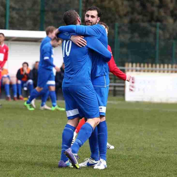 First Team Home Saturday v FC Clacton