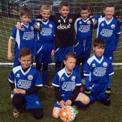 U9 Royals win NSYFL U9 League Cup