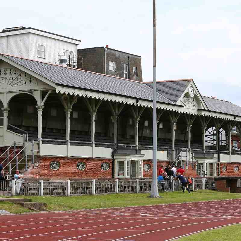 The oldest wooden stand in the country