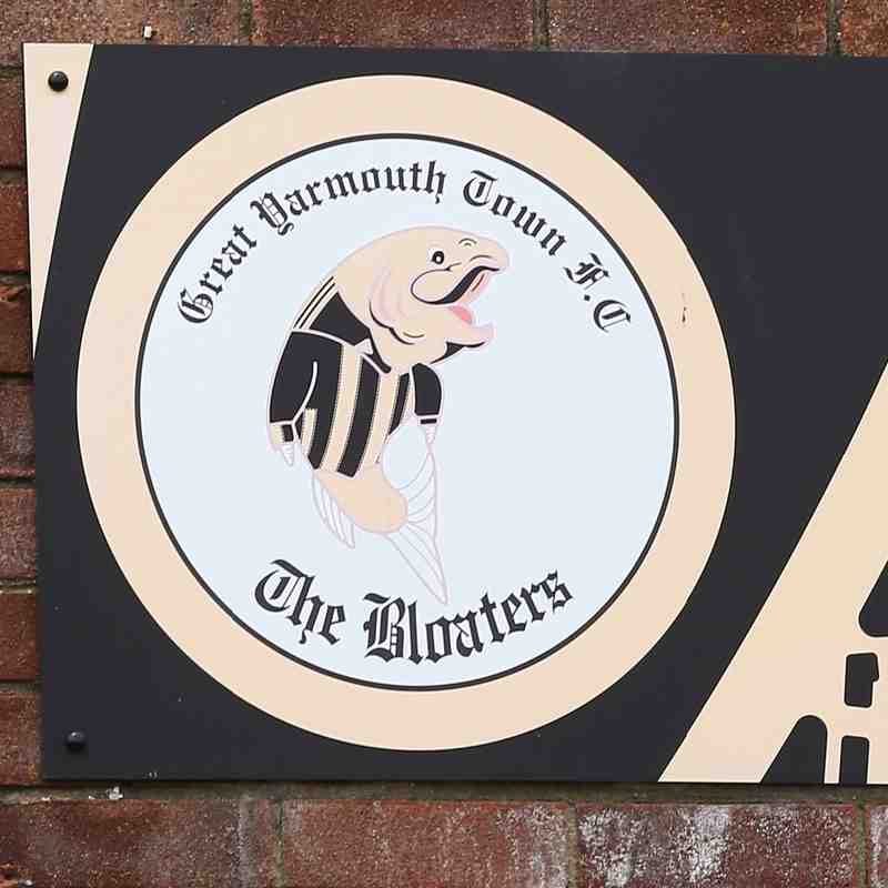 My claim to fame: I designed and drew Billy Bloater for GYTFC which has also been turned into a badge.
