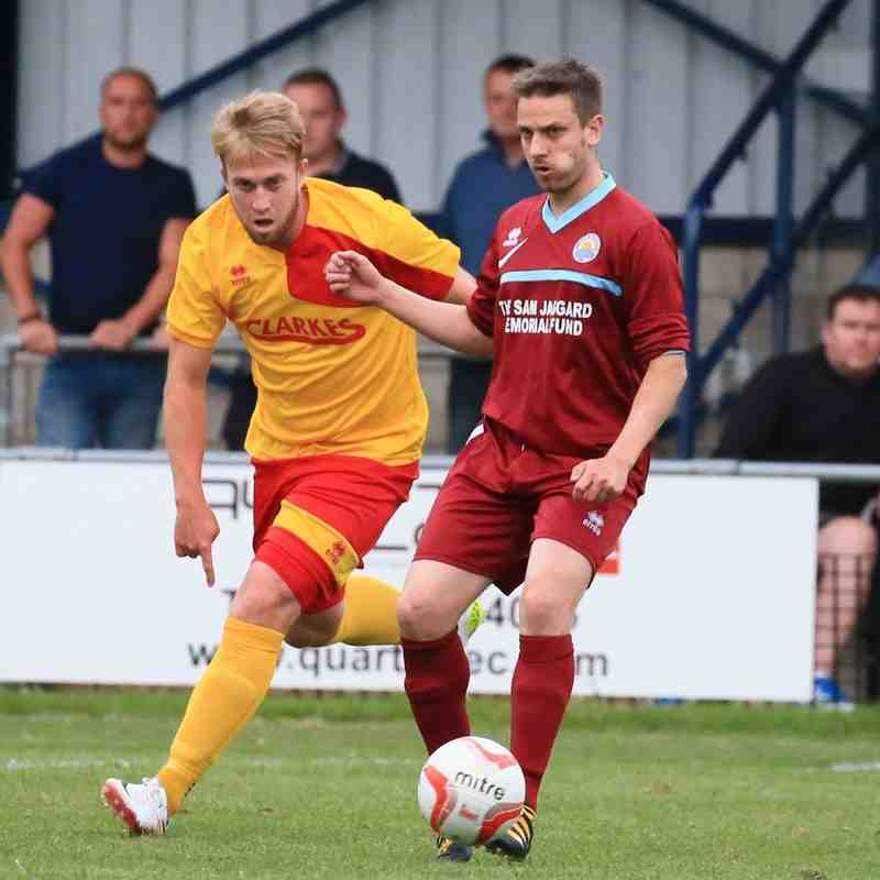 Walsham Le Willows 1 KPFC 2  Cup Replay
