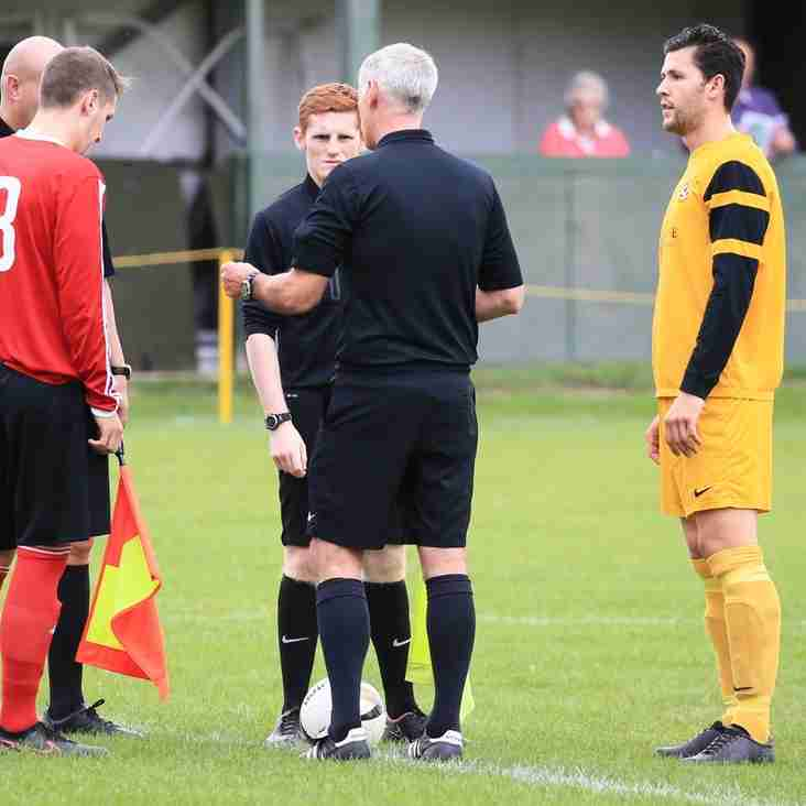 Waveney FC V Blofield Utd Kick off Time Change