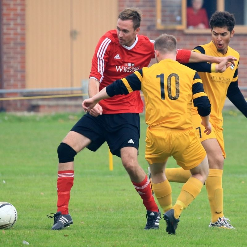 First Team Kick off tomorrow, Reserve open up with a Win