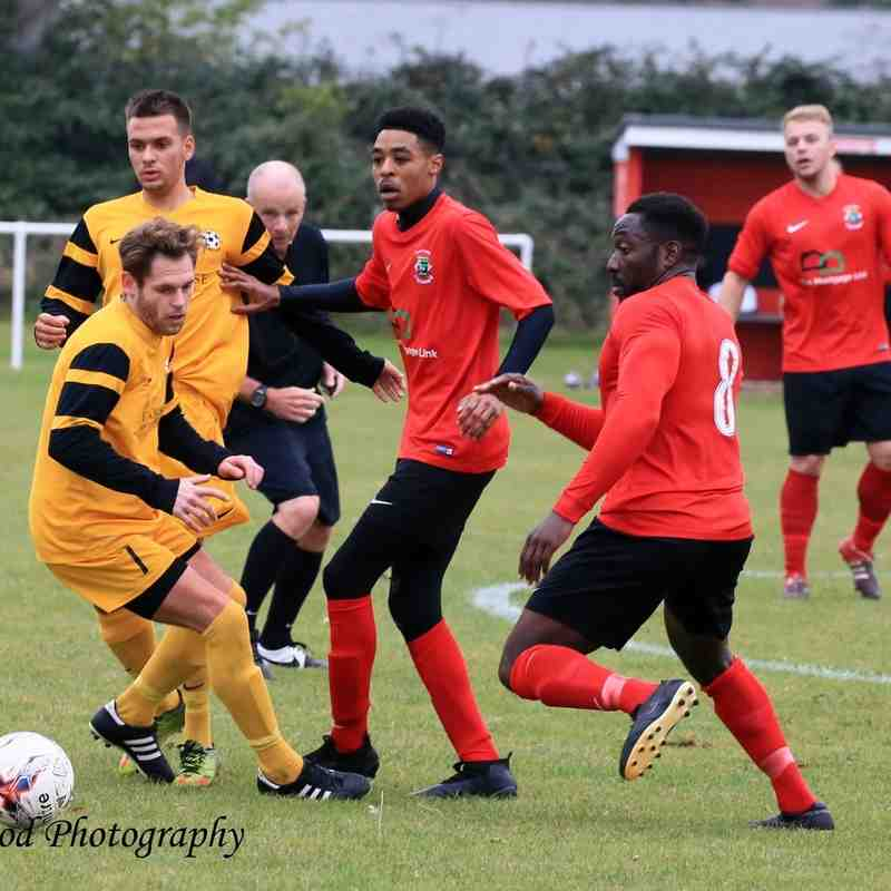 Ransomes Sports 1 Waveney FC 3