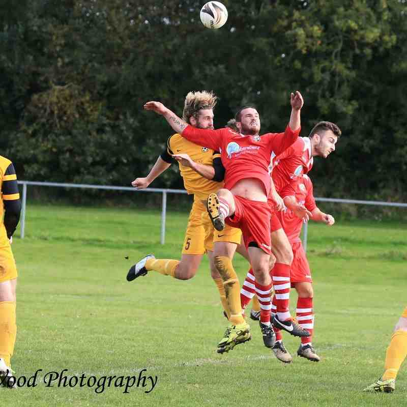 Stalham 0 Waveney 3