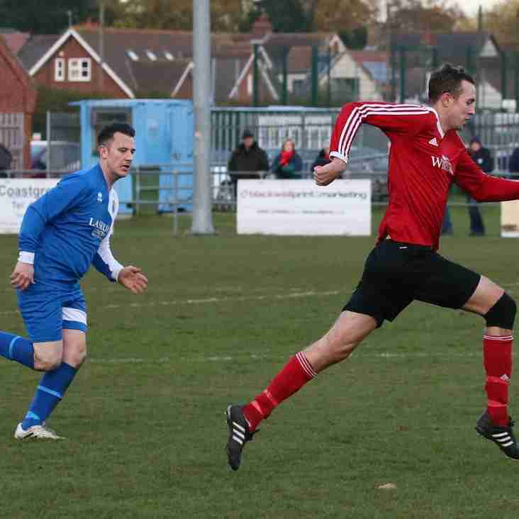 Blofield hit four without reply away to Stalham