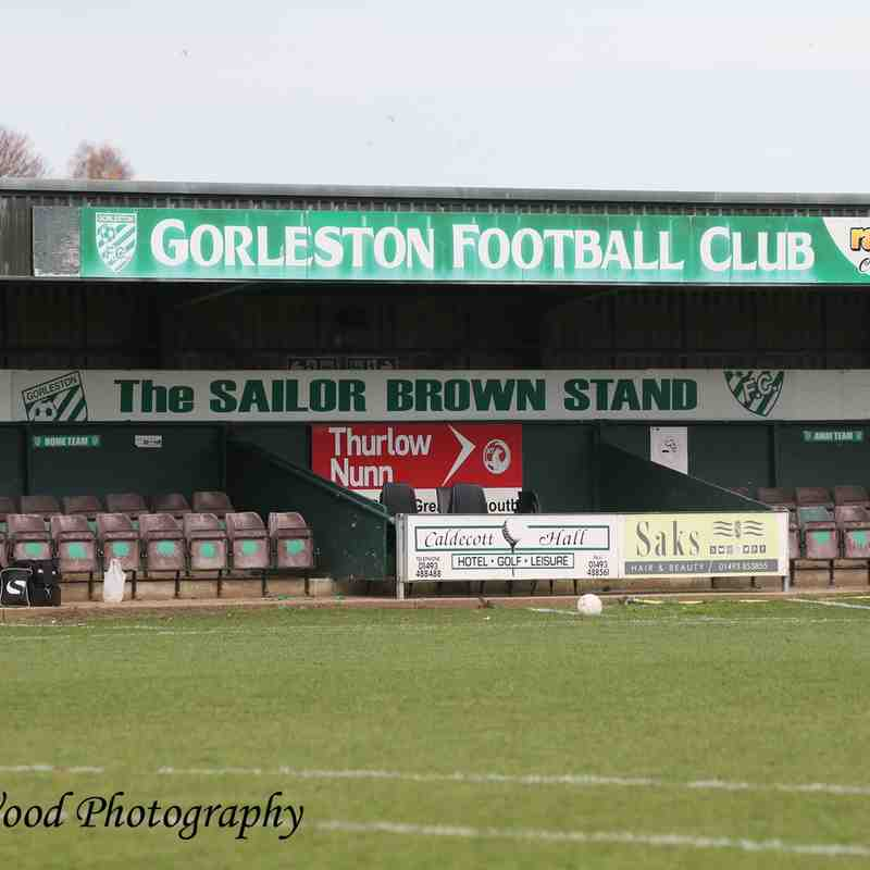 Gorleston Ladies v Stalham Ladies