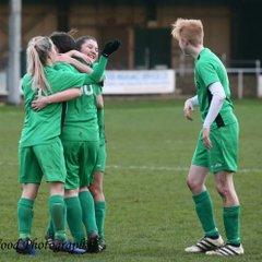 Gorleston Ladies v Stalham Ladies