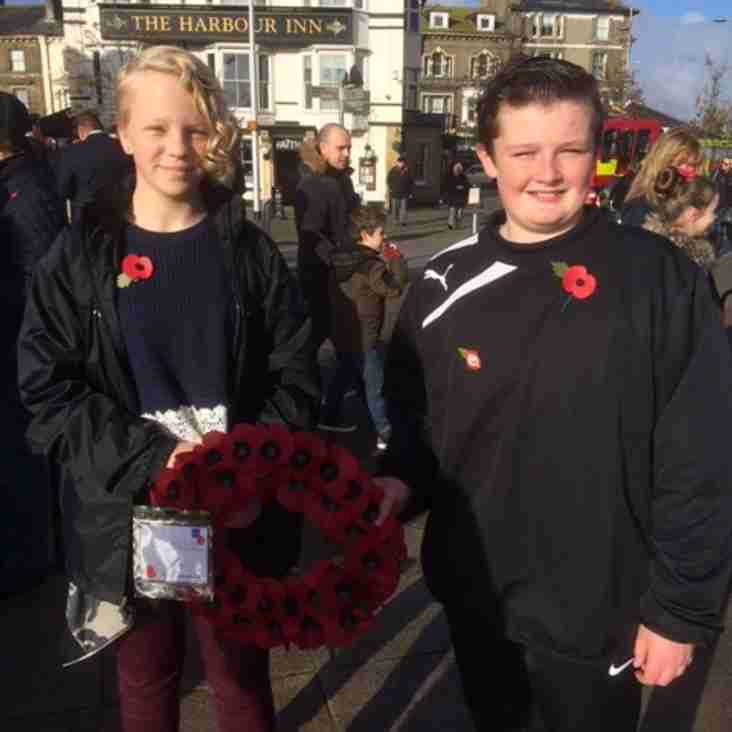 Waveney Youth Team Players Remember