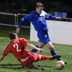 KPFC 1 Hadleigh United 1