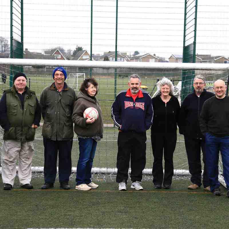 Waveney Walking Football