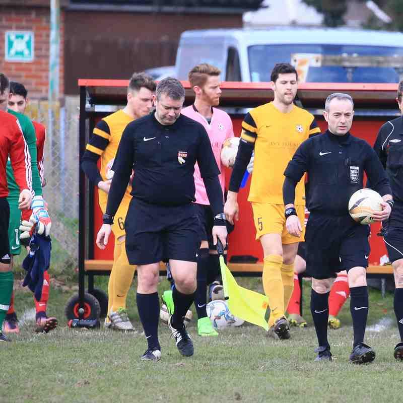 Blofield United 1 Waveney FC 3