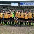 Waveney U16 Panthers win the Macron NSYFL Shield in close Final