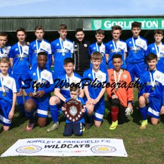 KPFC U14 Wildcats v Harleston Youth NSYFL Shield Final