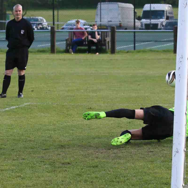Harleston 2 Waveney FC 0