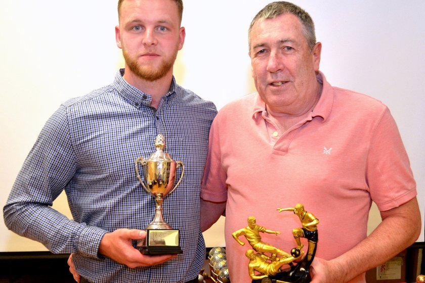 KPFC Adult Presentation Evening by Mick Howes