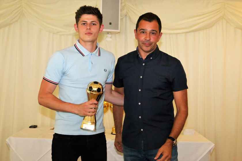 Waveney Fc First team and reserves  hold awards night at Ivy House