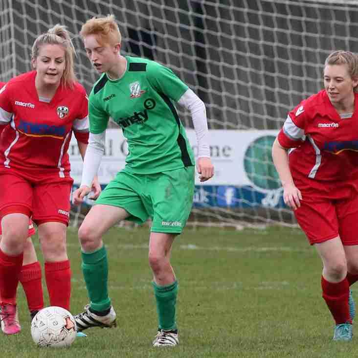 New Waveney Ladies Team need more players.