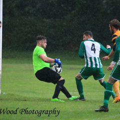 Beccles Caxton v Waveney FC Preseason friendly