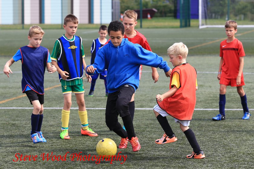 The last Holiday Football  Club of the season is on 22nd August
